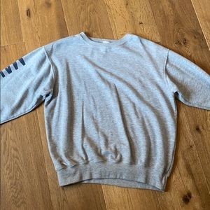 Sweater from brandy